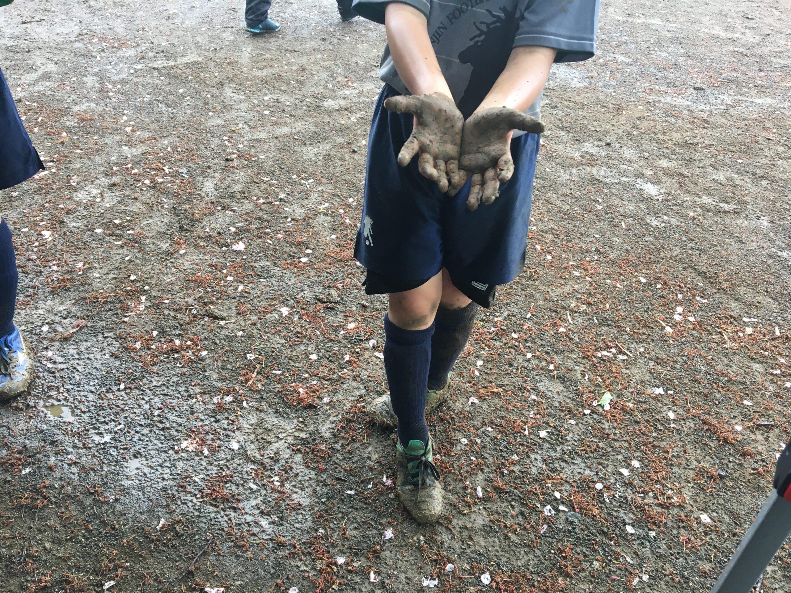 サッカーコート